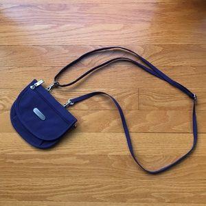 NWOT Baggallini convertible cross body travel bag